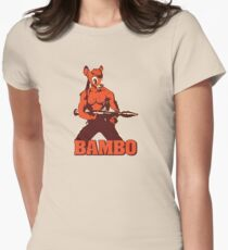Bambo Women's Fitted T-Shirt