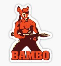 Bambo Sticker