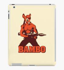 Bambo iPad Case/Skin