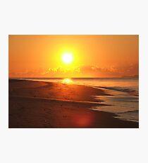 Morning Rays Photographic Print