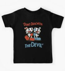CUPHEAD TSHIRT Kids Clothes