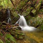 Waterfall by Patrick Morand