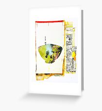 Rockpool Vessel II Greeting Card