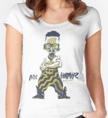 MC Hammer Women's Fitted Scoop T-Shirt