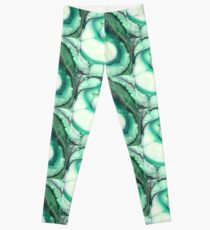 Green alchemy Leggings