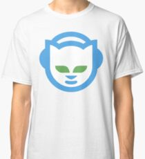 Napster Logo T-Shirt Classic T-Shirt