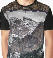Tunnel View FromThe Tunnel Graphic T-Shirt