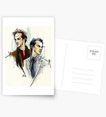 RB // JM Postcards