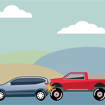 Car Crash by vectorworks51