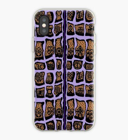 Iced Lavendar COTY 2018  iPhone Case