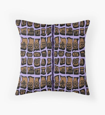 Iced Lavendar COTY 2018  Floor Pillow