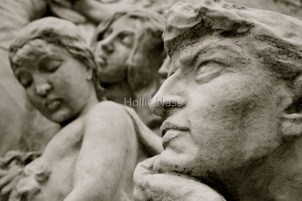 Thinking of Rome by Hollie Nass