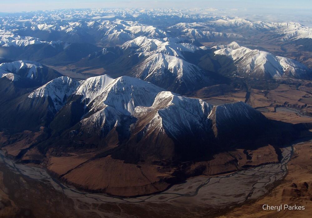 South Island NZ by Cheryl Parkes