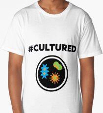 #Cultured Long T-Shirt