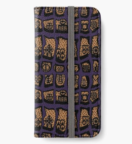 CLEMATIS COTY 2018 iPhone Wallet