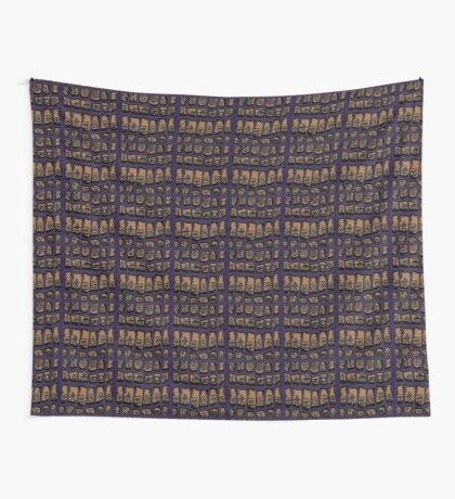 CLEMATIS COTY 2018 Wall Tapestry