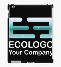 Eco Logo iPad Case/Skin