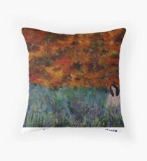Autumn Blessings Throw Pillow