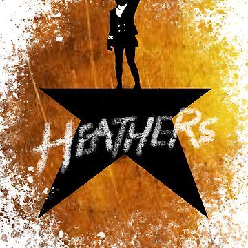 Heathers Hamilton Gold Grafiti. by ToastyLava