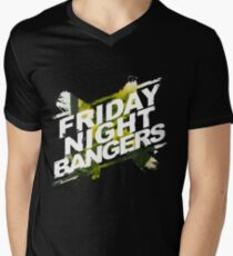 Friday Night Bangers Men's V-Neck T-Shirt