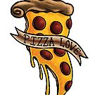 Pizza Love by Ms. Michael Smith