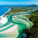 Hill Inlet, Queensland by Paul Pichugin