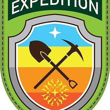 Expedition Patch by vectorworks51