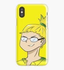 A-Nerd (nal) iPhone Case/Skin
