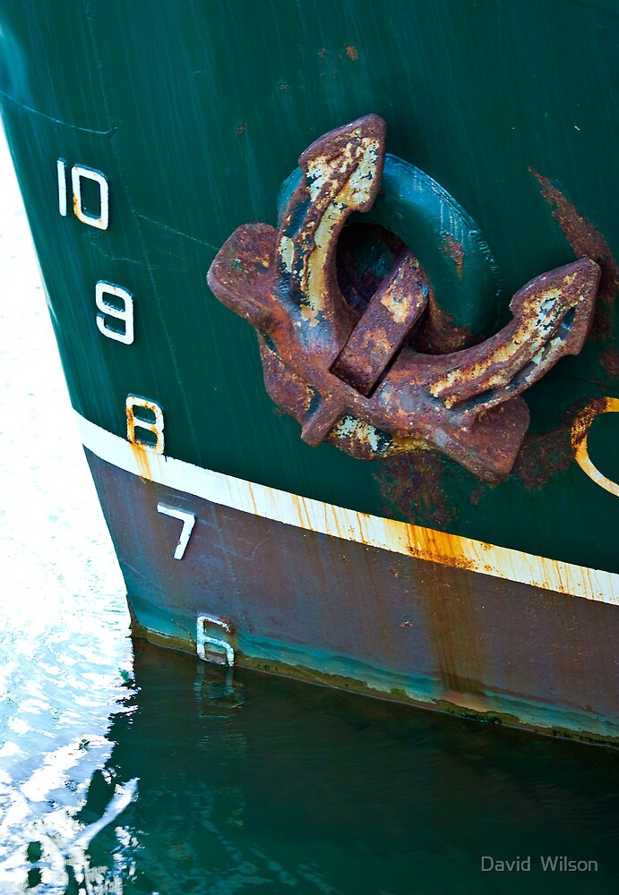 Weigh Anchor by David  Wilson