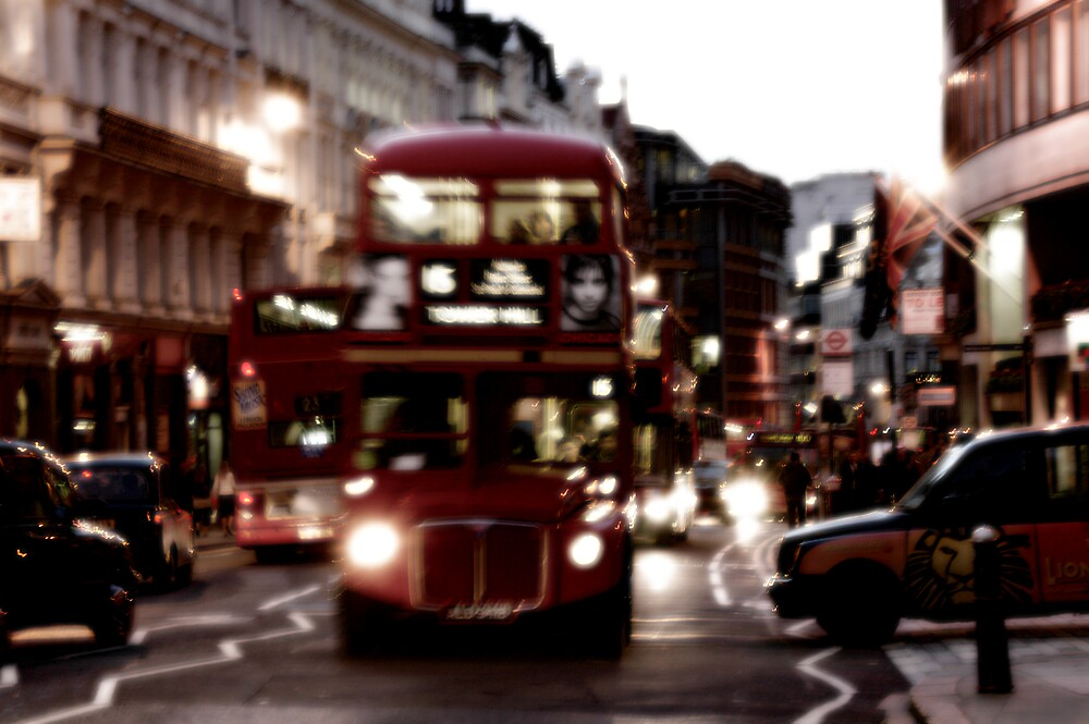 Routemaster London Bus by Colin Leal