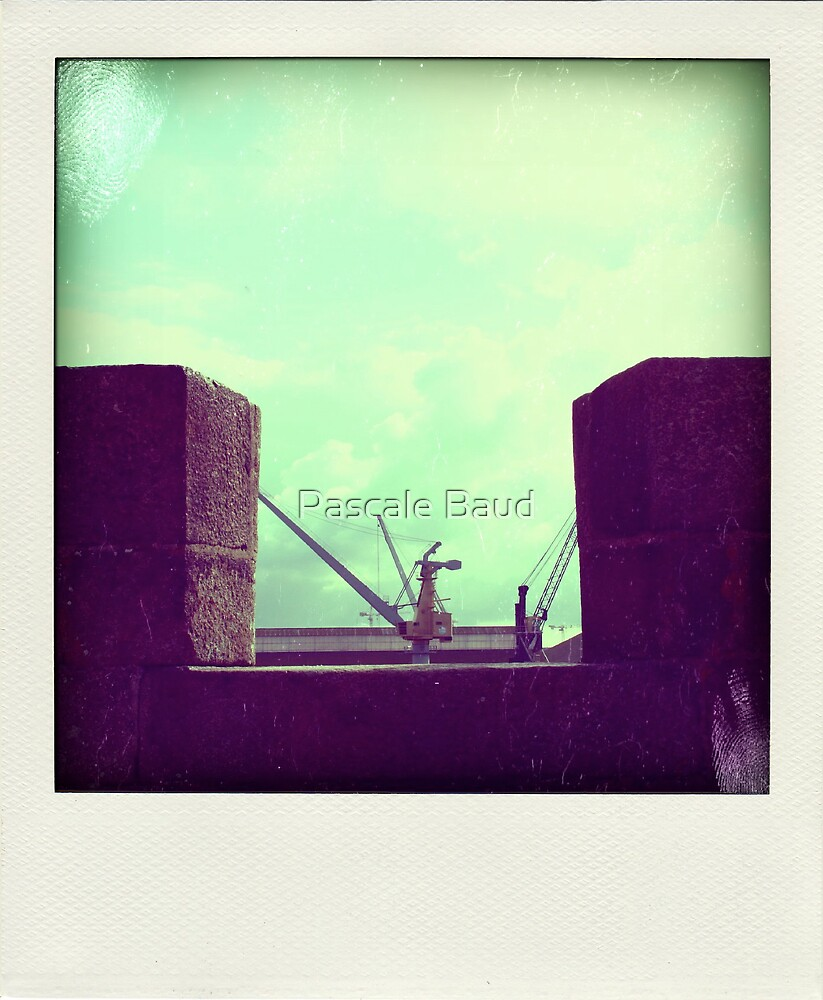 Faux-polaroids - Travelling (23) by Pascale Baud