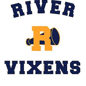 Vixens High School R Logo by AskhamsRetail