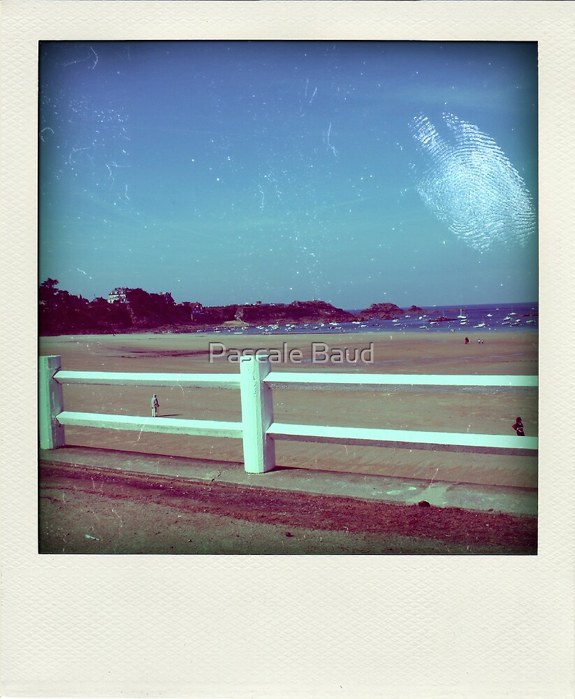 Faux-polaroids - Travelling (25) by Pascale Baud