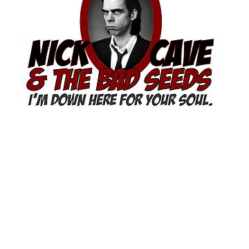 nickcave by grant5252