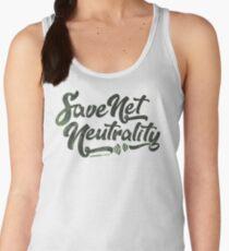 Save Net Neutrality Women's Tank Top