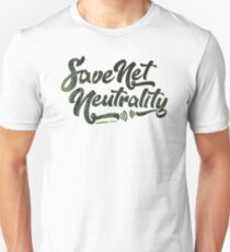 Save Net Neutrality Unisex T-Shirt