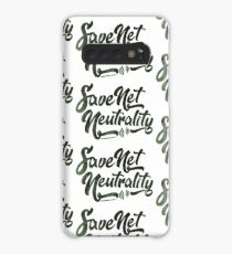 Save Net Neutrality Case/Skin for Samsung Galaxy