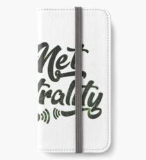 Save Net Neutrality iPhone Wallet/Case/Skin