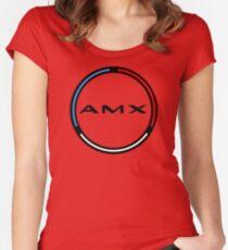 AMC AMX Women's Fitted Scoop T-Shirt