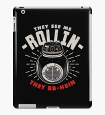 They BB-H8in iPad Case/Skin