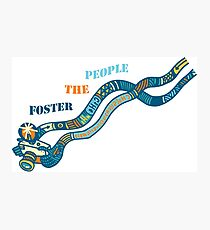 Foster the People- Supermodel Photographic Print