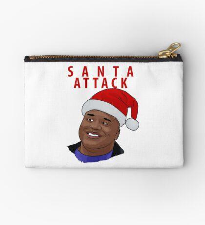 Santa Attack Studio Pouch