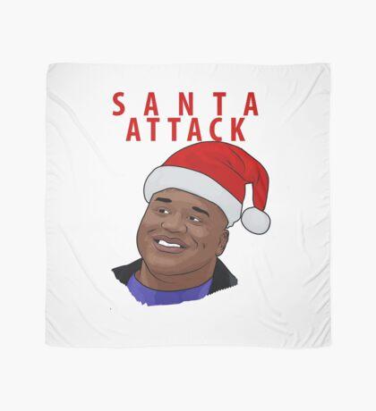 Santa Attack Scarf
