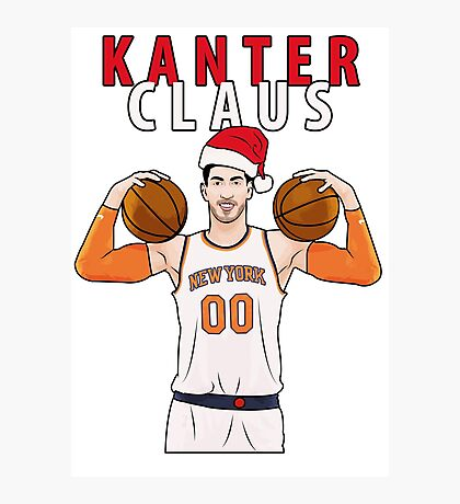 Kanter Claus Photographic Print
