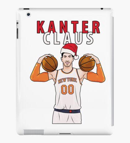 Kanter Claus iPad Case/Skin