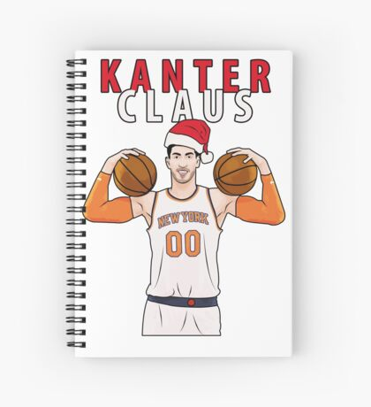 Kanter Claus Spiral Notebook