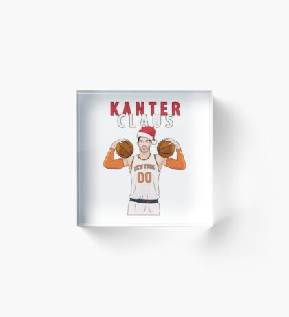 Kanter Claus Acrylic Block