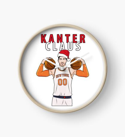 Kanter Claus Clock