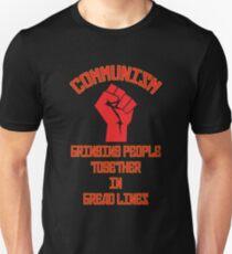 Graphic Communism Unisex T-Shirt