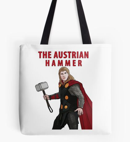 The Austrian Hammer Tote Bag
